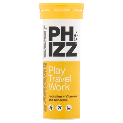 PHIZZ Orange Flavoured Effervescent Tablets