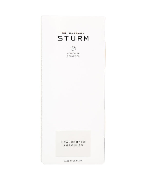 DR BARBARA STURM Hyaluronic Ampoules