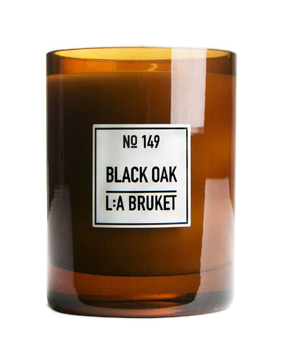 Candle Black Oak #149