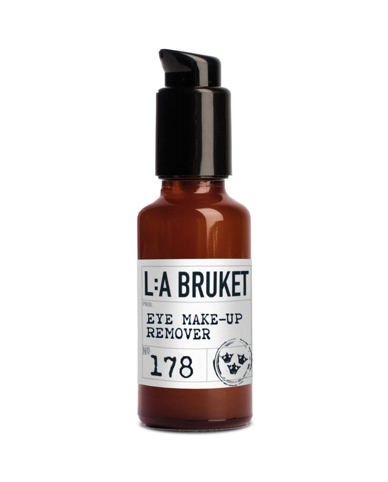 L:A BRUKET Eye Make Up Remover #178