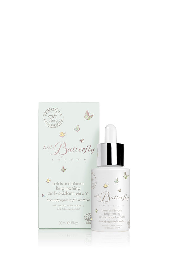 LITTLE BUTTERFLY LONDON Petals & Blooms Brightening Anti-Oxidant Serum