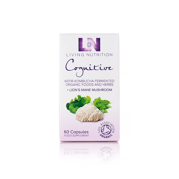 LIVING NUTRITION Cognitive Capsules