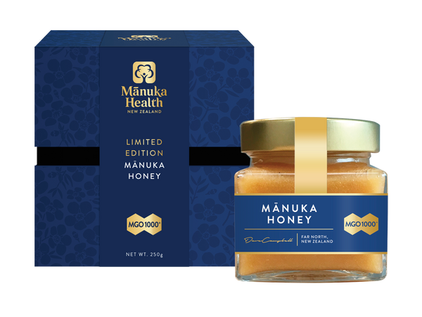 MGO 1000+ Manuka Honey Limited Edition