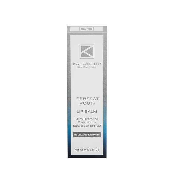 Perfect Pout Lip Balm - Ultra Hydrating Treatment + Spf 30 Sunscreen (Clear)