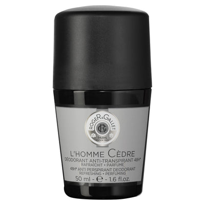 ROGER & GALLET L'Homme Cèdre Roll-On Deodorant