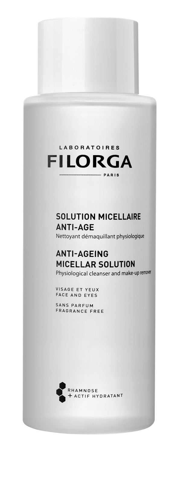 Anti-Ageing Micellar Solution: Physiological Cleanser & Make-Up Remover