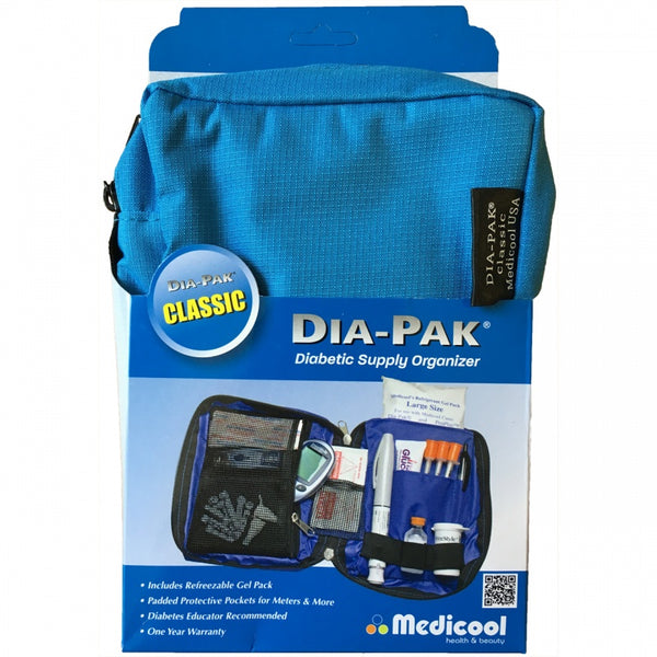 DIA-PAK Classic Diabetic Supply Organiser