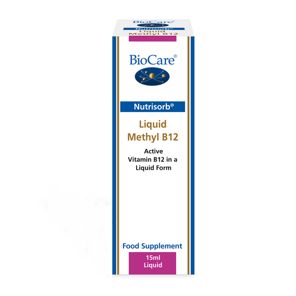 BIOCARE Nutrisorb® Liquid Methyl B12