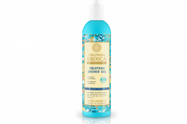 NATURA SIBERICA Oblepikha Shower Gel