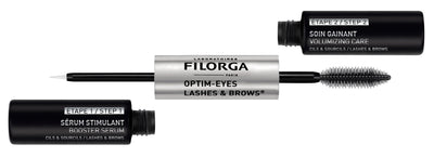 FILORGA Optim Eyes Lashes And Brows: Booster Serum And Volumizing Care