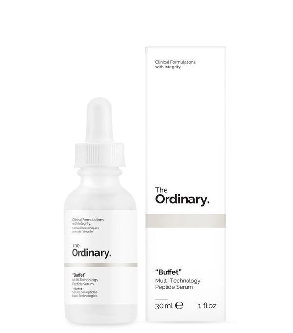 "THE ORDINARY ""Buffet"""