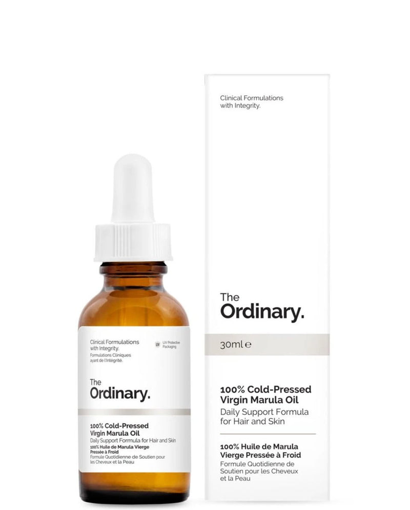 THE ORDINARY 100% Cold Pressed Virgin Marula Oil