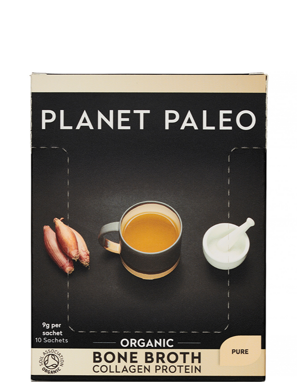PLANET PALEO Organic Bone Broth Pure
