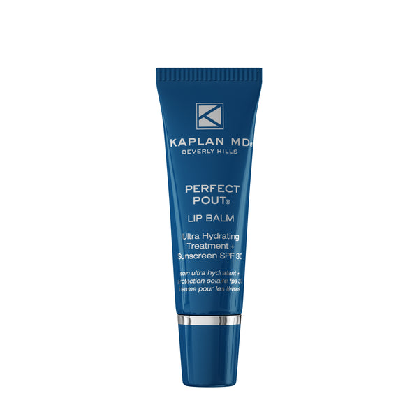 KAPLAN MD SKINCARE Perfect Pout Lip Balm - Ultra Hydrating Treatment + Spf 30 Sunscreen (Clear)