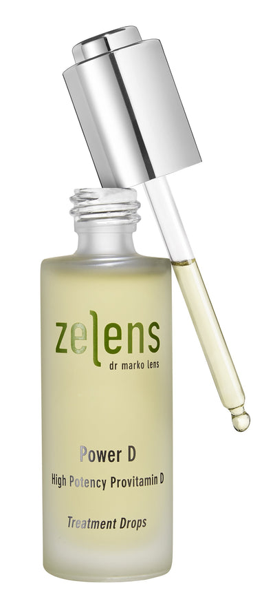 ZELENS Power D High Potency Provitamin D Treatment Drops