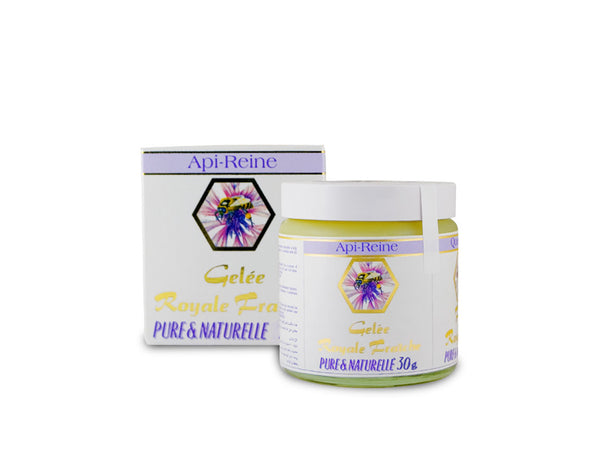 QUEEN BEE Pure Fresh Royal Jelly