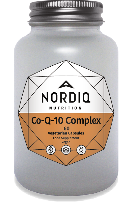 NORDIQ NUTRITION Co-Q-10 Complex