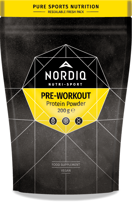 NORDIQ NUTRITION Pre-Workout Powder