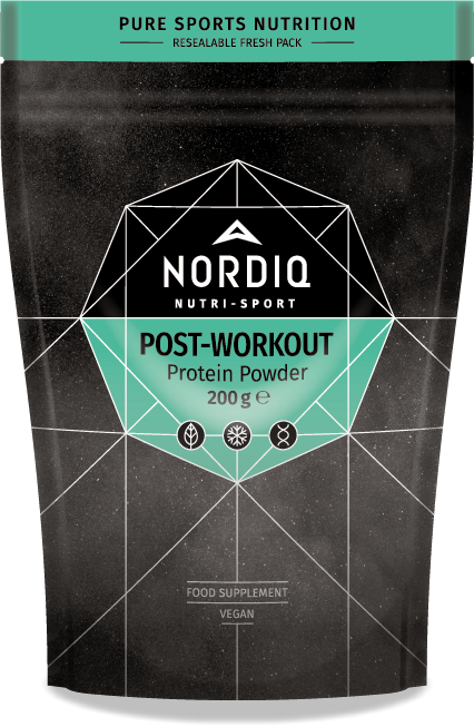NORDIQ Post-Workout Powder