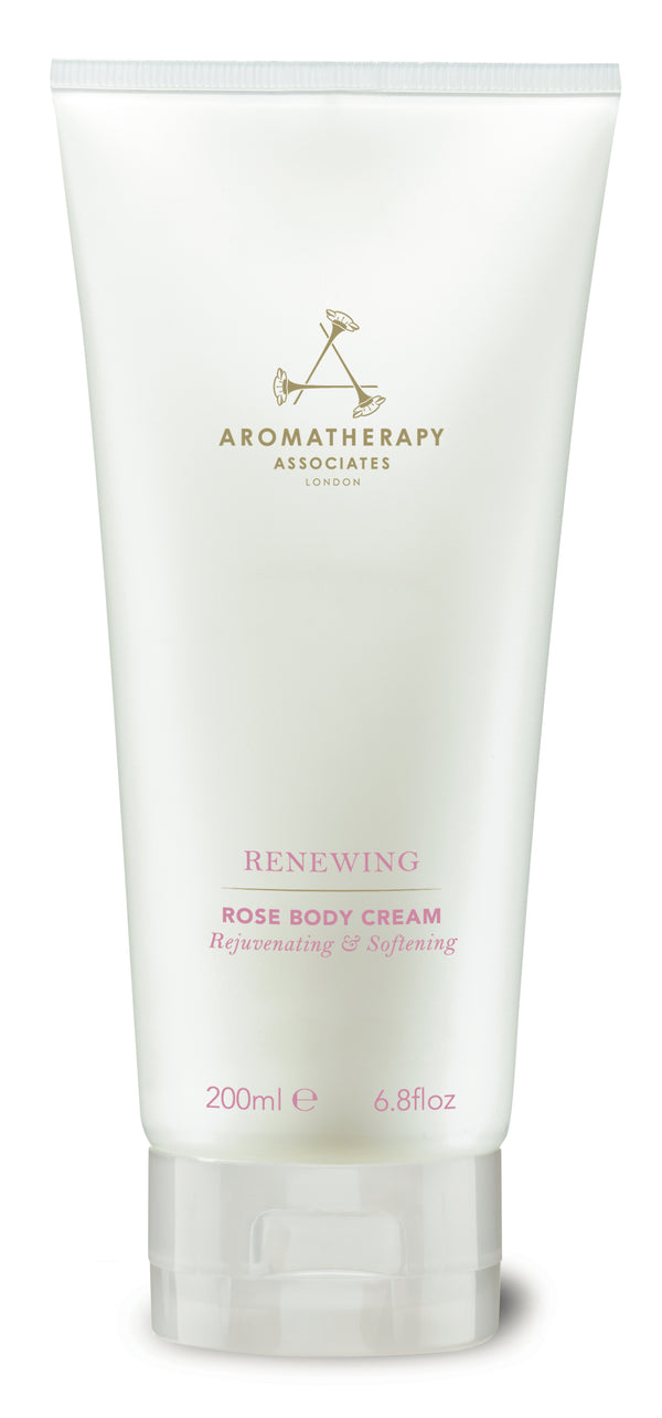 AROMATHERAPY ASSOCIATES Renewing Rose Body Cream
