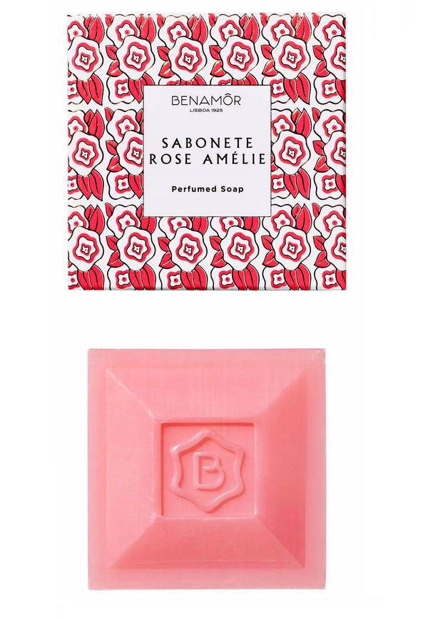 Rose Amelie Perfumed Soap