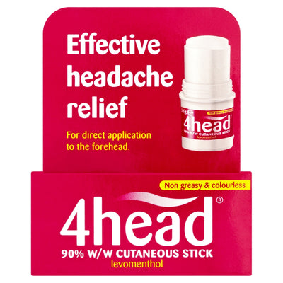 Effective Headache Relief Stick