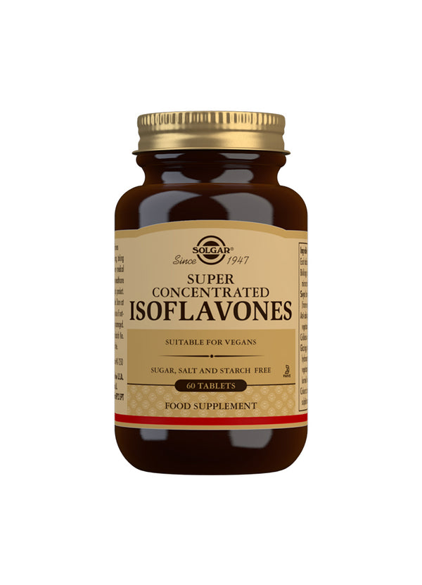 Super Concentrated Isoflavones Tablets
