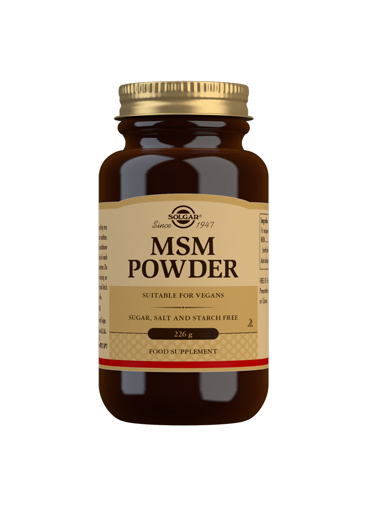 SOLGAR MSM Powder