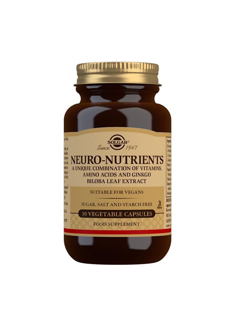 SOLGAR Neuro-Nutrients