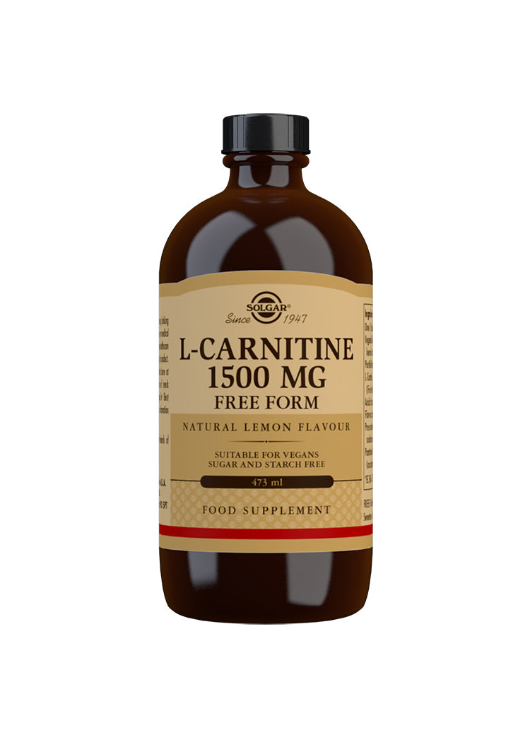 SOLGAR L-Carnitine 1500 mg