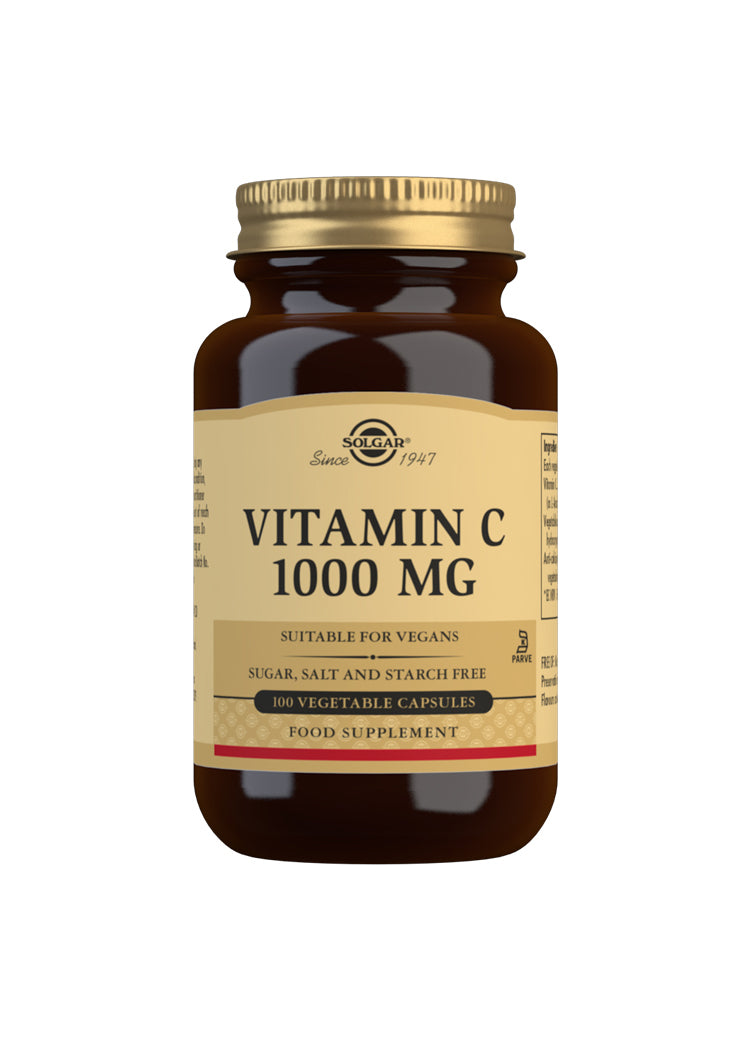 SOLGAR Vitamin C 1000 mg
