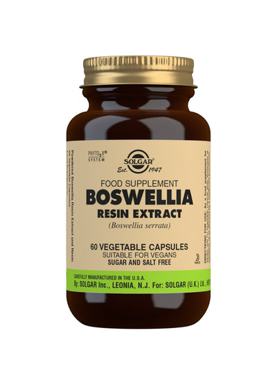 SOLGAR Boswellia Resin Extract
