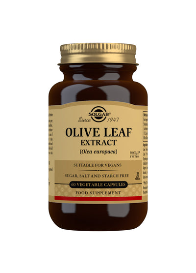 SOLGAR Olive Leaf Extract