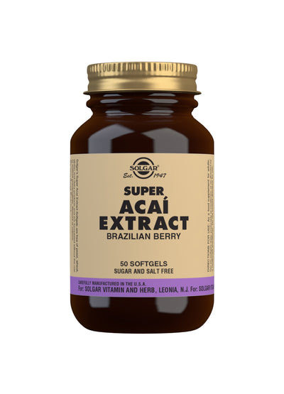 SOLGAR Super Acai Extract