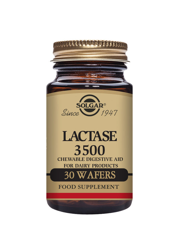 Lactase 3500 Wafers - Pack of 30