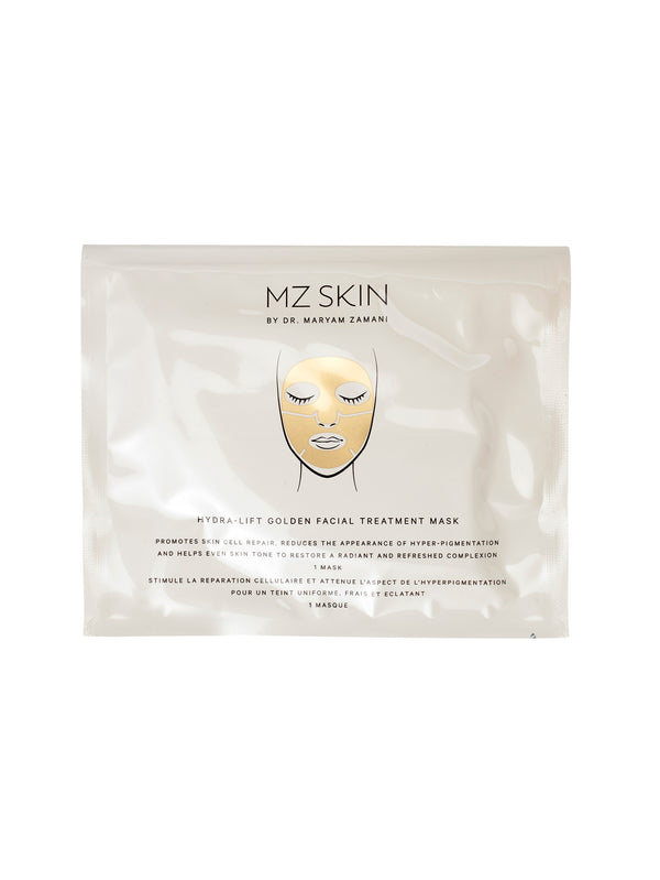 MZ SKIN Hydra-Lift Golden Facial Mask