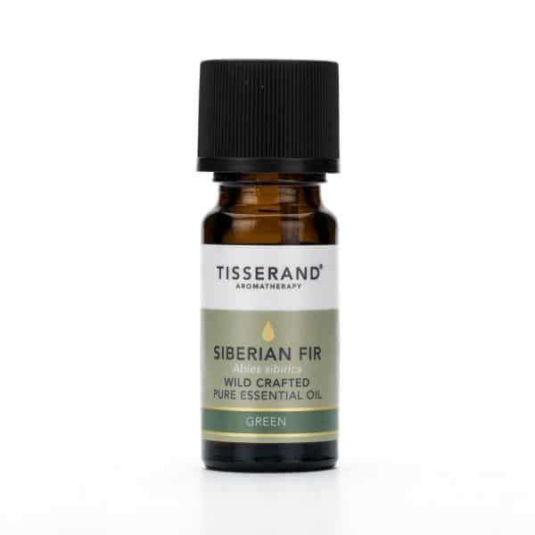 TISSERAND AROMATHERAPY Siberian Fir Wild Crafted Essential Oil