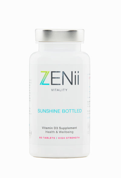 ZENII Sunshine Bottled