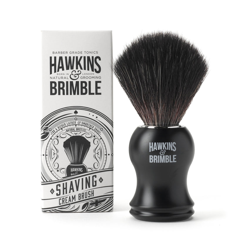HAWKINS & BRIMBLE Synthetic Shaving Brush