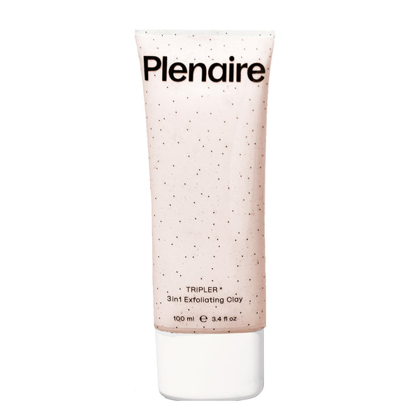 PLENAIRE Tripler 3 in 1 Exfoliating Clay