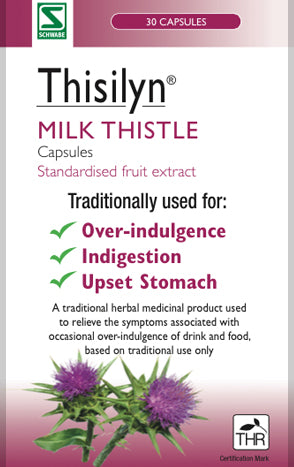 THISILYN Maximum Strength Milk Thistle