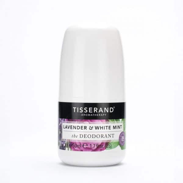 TISSERAND AROMATHERAPY Lavender and White Mint Deodorant