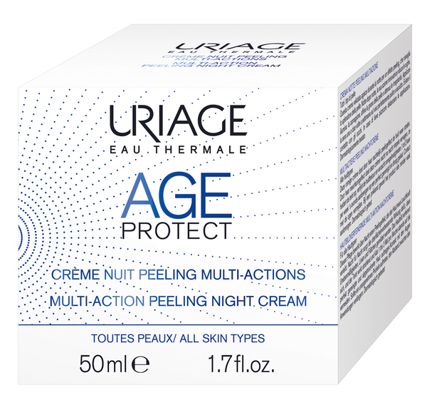 URIAGE Age Protect Peeling Night Multi-Action