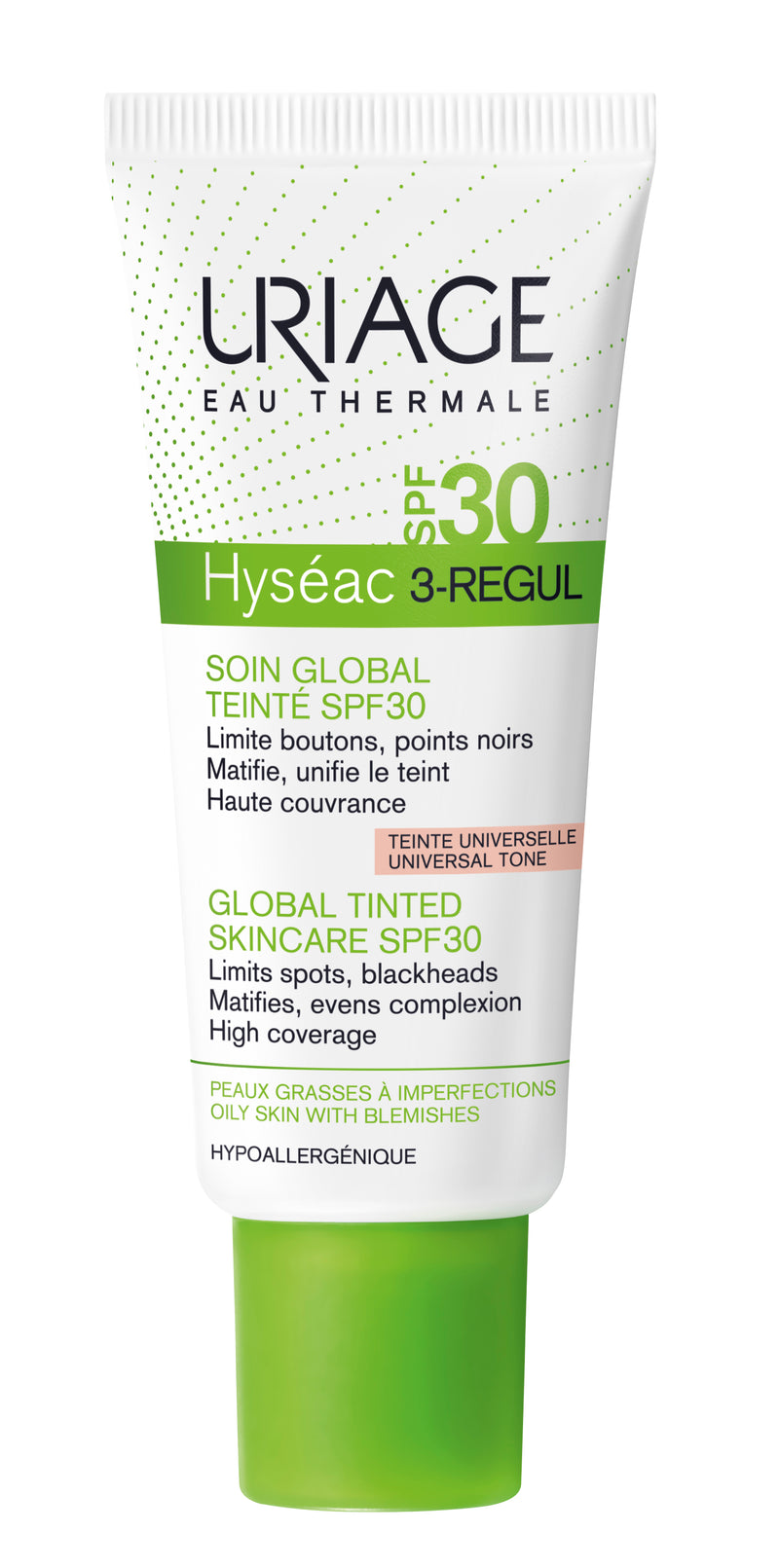 Hyseac 3-Regul Global Tinted SPF30