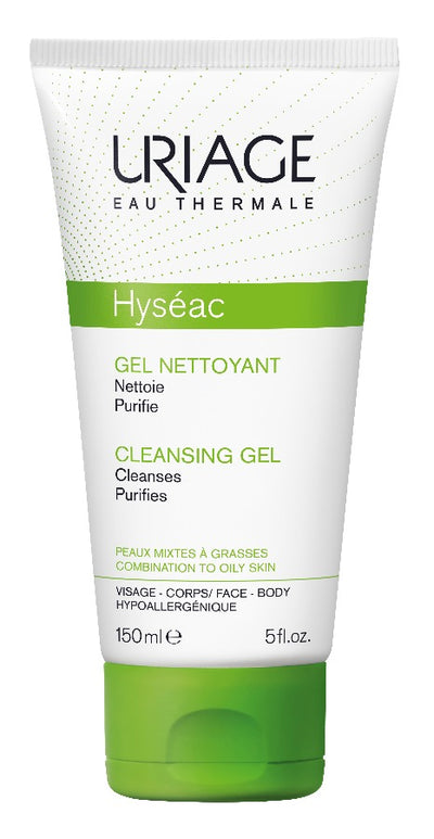 URIAGE Hyseac Cleaning Gel Face & Body