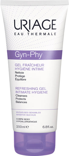URIAGE Gyn-Phy Refreshing Gel Intimate Hygiene