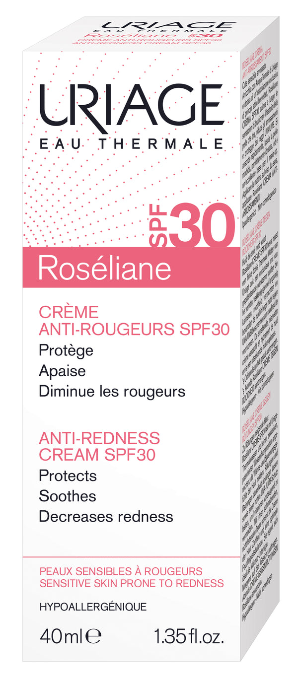 URIAGE Roseliane Anti Redness Cream SPF30