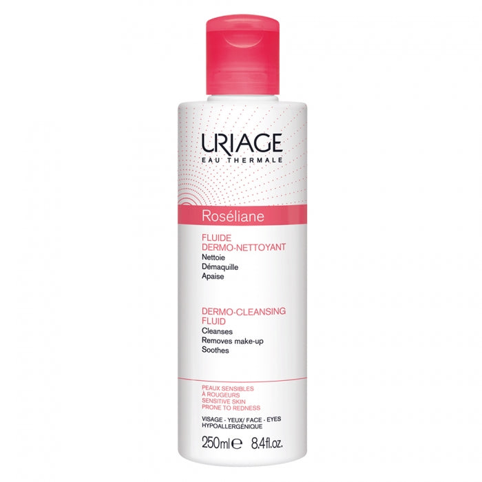 URIAGE Roseliane Dermo-Cleansing Fluid For Face & Eyes