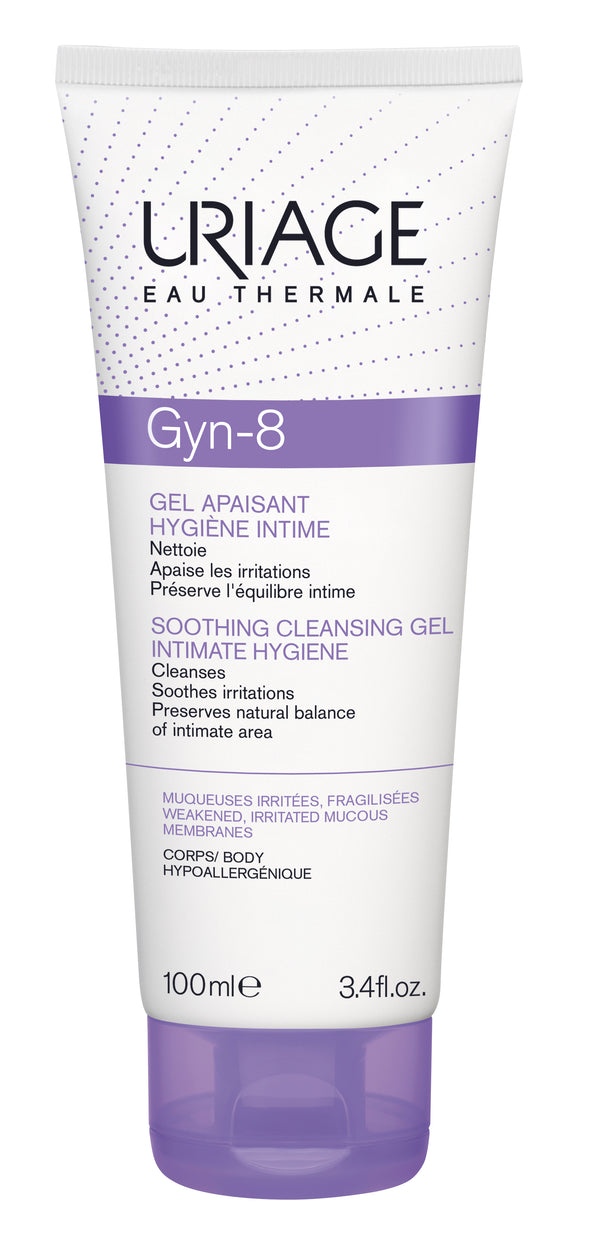 URIAGE Gyn-8 Soothing Cleansing Gel Intimate Hygiene