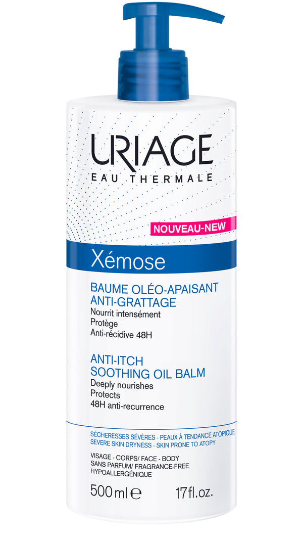 URIAGE Xémose Anti-Itch Soothing Oil Balm